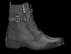 Caprice kort damestøvlett grå 9-9-25100-21