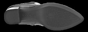 ECCO kort damestøvlett sort 262633 SHAPE 45