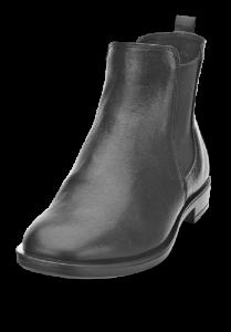 ECCO kort damestøvlett sort 272063 SHAPE M 1