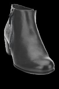 ECCO kort damestøvlett sort 273093 SHAPE M 3
