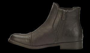 Rieker kort damestøvlett brun 98790-25