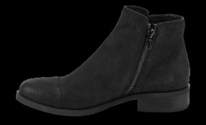 Vagabond kort damestøvlett sort 4220-350