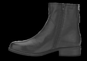 Vagabond kort damestøvlett sort 4455-201