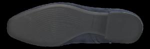 Vagabond kort damestøvlett mørkeblå 4608-140