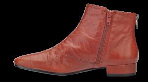 Vagabond kort damestøvlett rød 4616-001