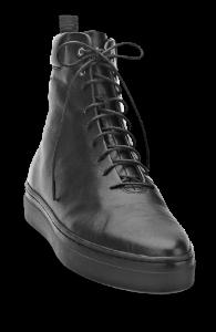 Vagabond kort damestøvlett sort 4645-001