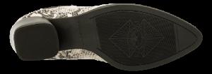 Vagabond kort damestøvle snake 4713-008