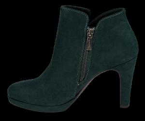 Tamaris kort damestøvlett grønn 1-1-25316-23