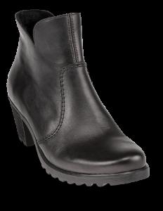 Rieker kort damestøvlett sort Y80A4-01