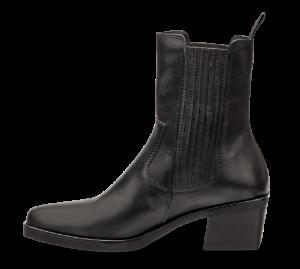 Vagabond kort damestøvle sort 4810-301