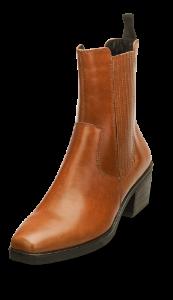 Vagabond kort damestøvlett brun 4810-301