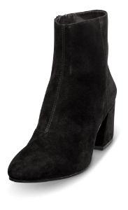 Vagabond kort damestøvlett sort 4817-140