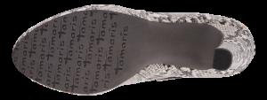 Tamaris kort damestøvlett snake 1-1-25086-23