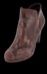 Tamaris kort damestøvlett brun 1-1-25086-23