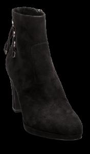 Tamaris kort damestøvlett sort 1-1-25384-23