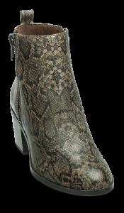 Caprice kort damestøvlett brun 9-9-25363-23