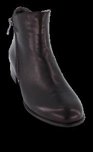 Nordic Softness kort damestøvle sort 5259560310