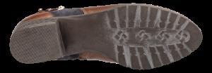 Caprice kort damestøvlett brun 9-9-25309-23