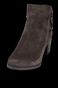 Caprice kort damestøvlett grå 9-9-25322-23