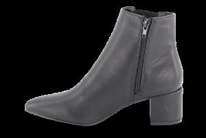 Duffy kort damestøvlett sort 97-10814