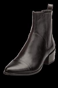 Vagabond kort damestøvlett sort 4013-401