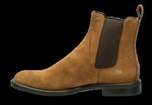 Vagabond kort damestøvle brun 4203-840