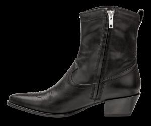 Vagabond kort damestøvle sort 4814-101