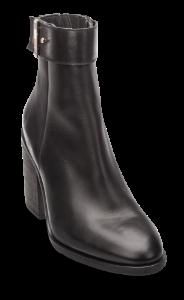 Tommy Hilfiger kort damestøvlett sort FW0FW04488