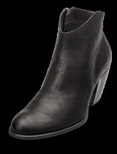 ECCO kort damestøvlett sort 206603 SHAPE 55