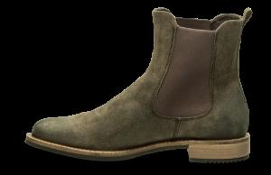ECCO kort damestøvlett grå 266503 SARTORELL
