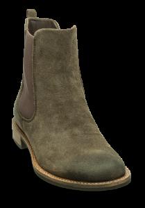 ECCO kort damestøvle grå 266503 SARTORELL