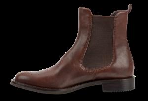 ECCO kort damestøvlett brun 266503 SHAPE 25