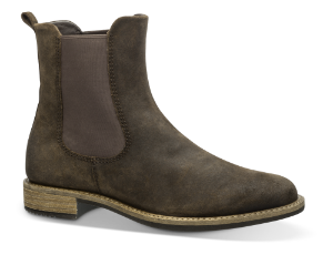 ECCO kort damestøvlett brun 266503 SARTORELL