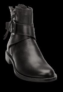 ECCO kort damestøvlett sort 266613 SARTORELL