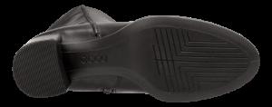 ECCO kort damestøvlett sort 267403 SHAPE 35