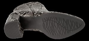 Marco Tozzi kort damestøvlett snake 2-2-25096-23