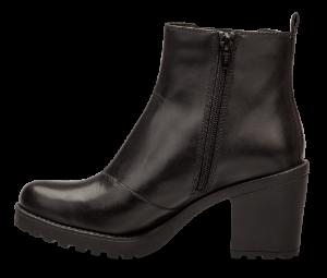 Vagabond kort damestøvlett sort 4228-101