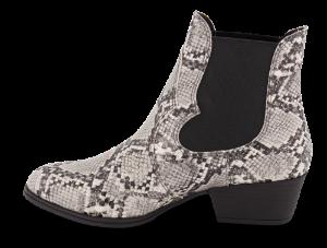 Tamaris kort damestøvlett snake 1-1-25974-33