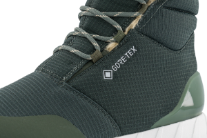 ZERO°C Korte damestøvletter Grønn 10004 NydalF W