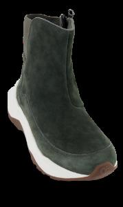 ZERO°C Korte damestøvletter Grønn 10032 AspuddenW