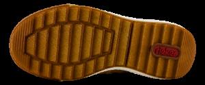 Rieker Korte damestøvletter Gul Y4730-68