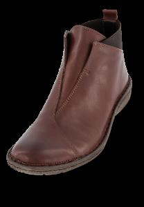 Nordic Softness kort damestøvlett brun 5260560330