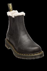 Dr. Martens kort damestøvlett sort 21045001