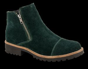 Green Comfort Korte damestøvletter Grønn 321012A210