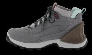 ECCO kort damestøvlett grå 840713 EXOHIKE W