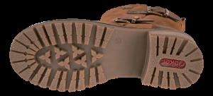 Rieker kort damestøvlett brun 96274-24