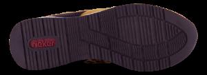 Rieker kort damestøvlett multi N7610-68