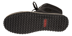 Rieker kort damestøvlett sort Z4226-00