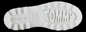 Tommy Hilfiger Korte damestøvletter Blå EN0EN00933