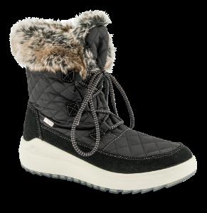 B&CO sort vinterstøvlett 5261500410